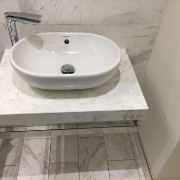 , Bathroom cleaning