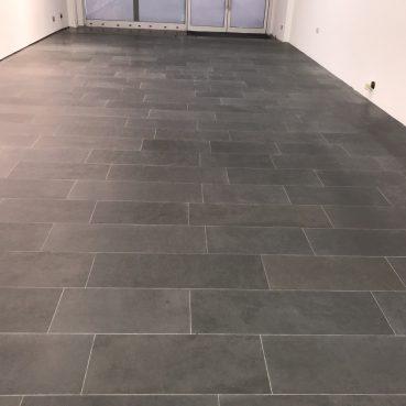 , Hard floor cleaned